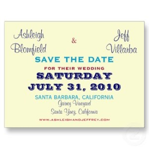 making your own save the dates the bohemian bride