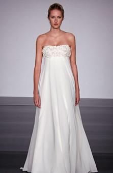"Vineyard's ""Chelsea"" gown"