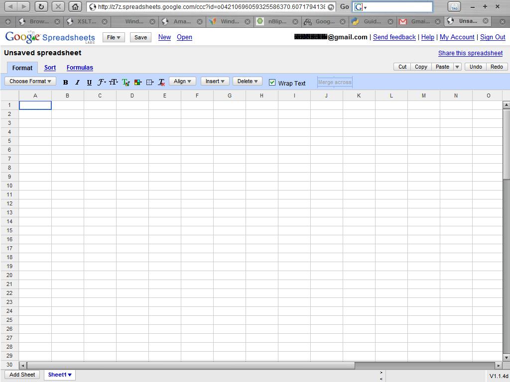 how to make something horizontal on google docs