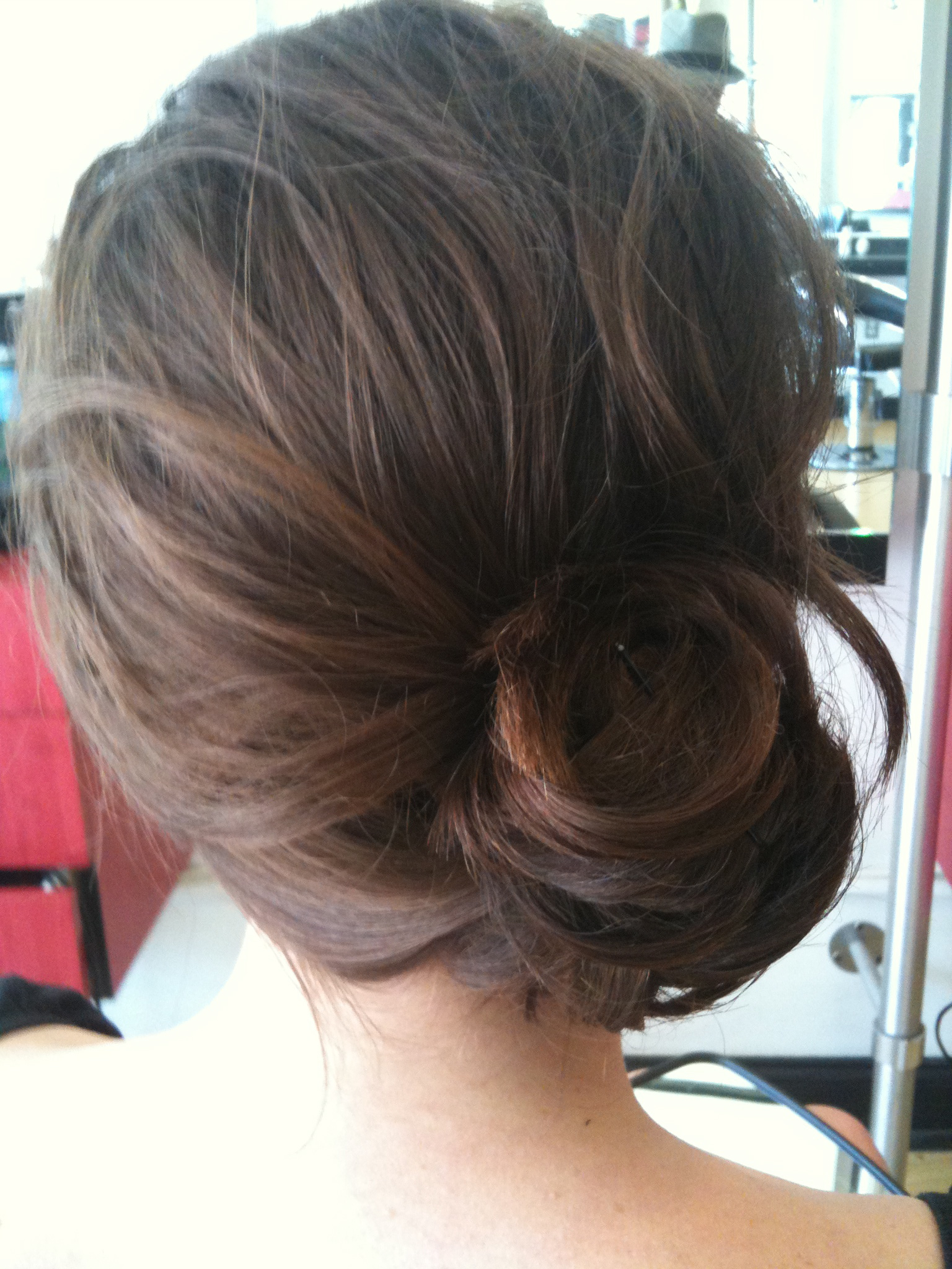 wedding hairstyles - The Bohemian Bride