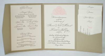 Filipino american wedding the bohemian bride for Wedding invitations samples philippines