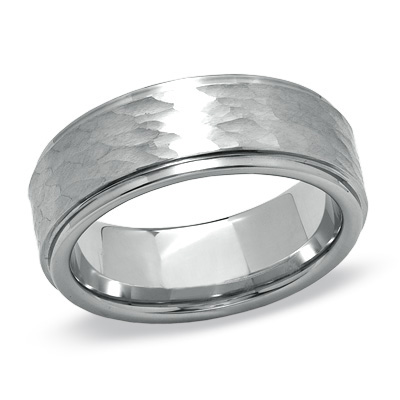 tugnsten from zales - Zales Mens Wedding Rings